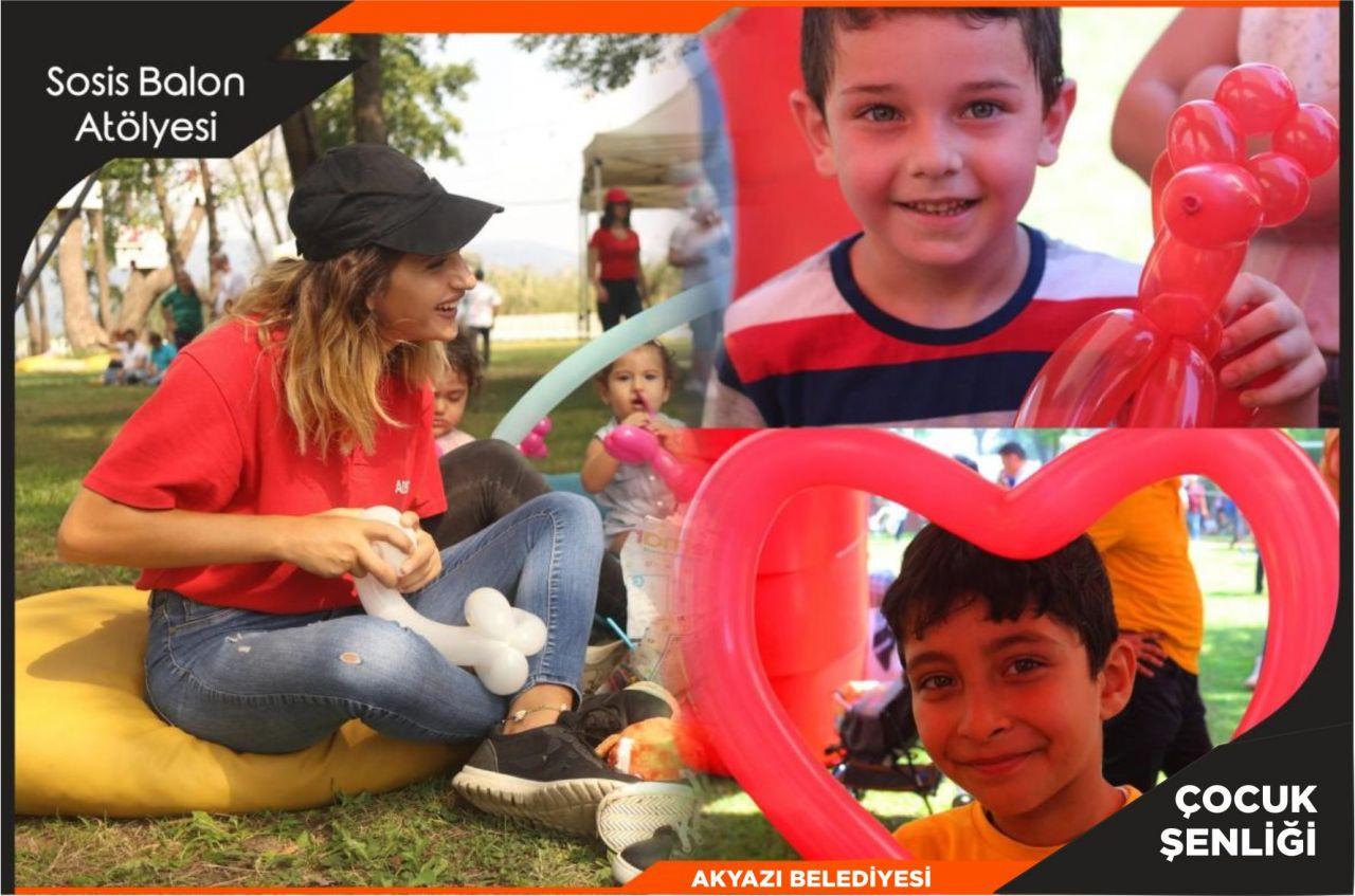Akyazı Belediyesi Çocuk Şenliği 17-18 Temmuzda başlıyor - Sayfa 4