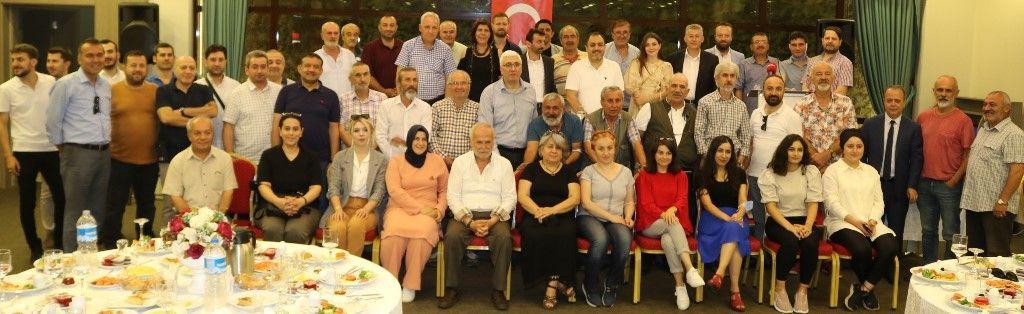 Sakarya Gazeteciler Birliği  3. Olağan Kongresi yapıldı - Sayfa 1