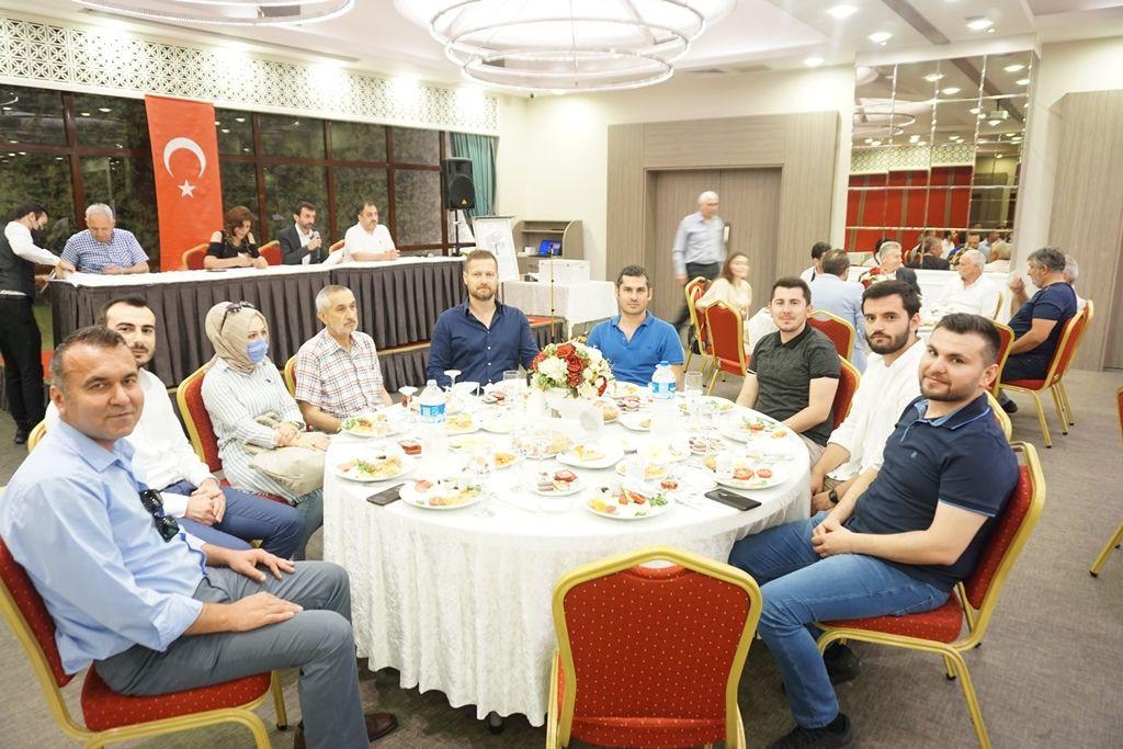 Sakarya Gazeteciler Birliği  3. Olağan Kongresi yapıldı - Sayfa 2