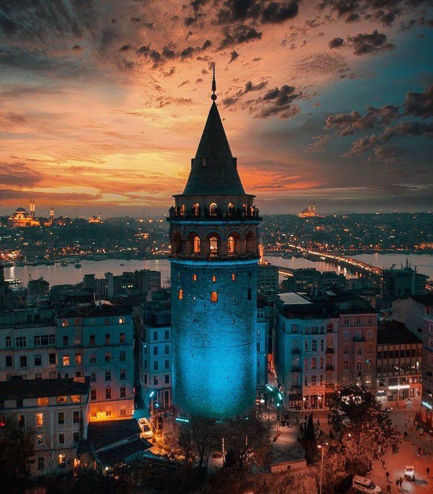 İstanbul'un İncisi: Galata Kulesi - Sayfa 2