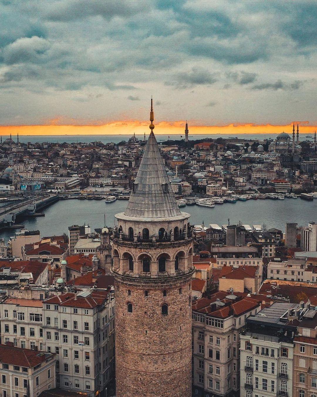 İstanbul'un İncisi: Galata Kulesi - Sayfa 3