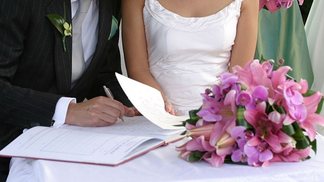 Düzce'de nikah rekoru kırıldı!