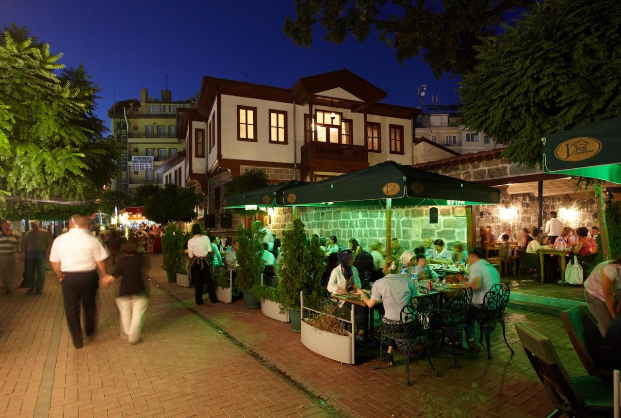 Ankara'nın Tarihi Bölgesi: Hamamönü - Sayfa 1