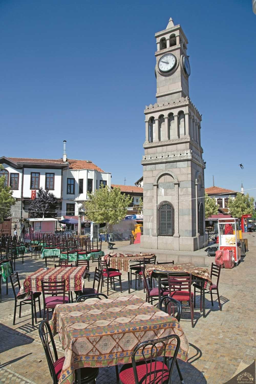 Ankara'nın Tarihi Bölgesi: Hamamönü - Sayfa 3