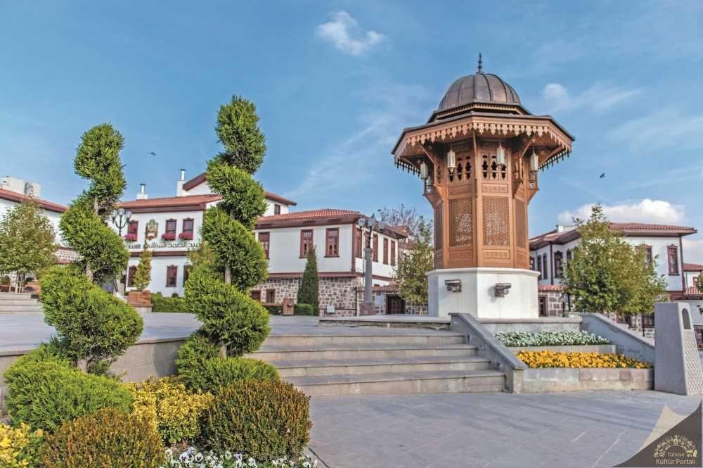 Ankara'nın Tarihi Bölgesi: Hamamönü - Sayfa 4