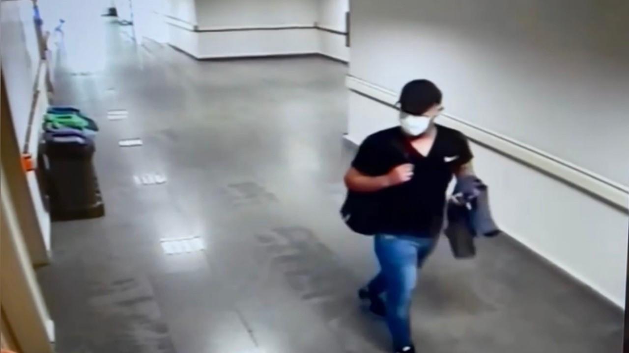 Doktorların kabusu olan hırsız 14'üncü işinde yakalandı