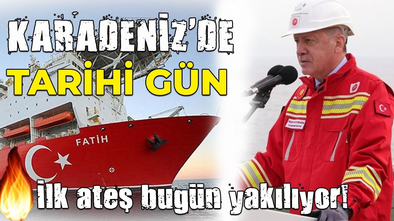 İlk ateş bugün yakılıyor! Törene Cumhurbaşkanı Erdoğan da katılacak!