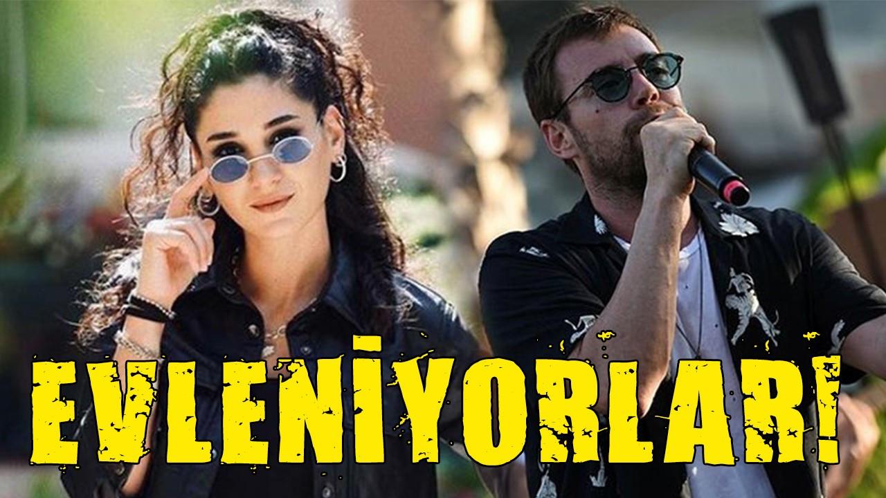 Murat Dalkılıç ve Sitare Akbaş evleniyor!