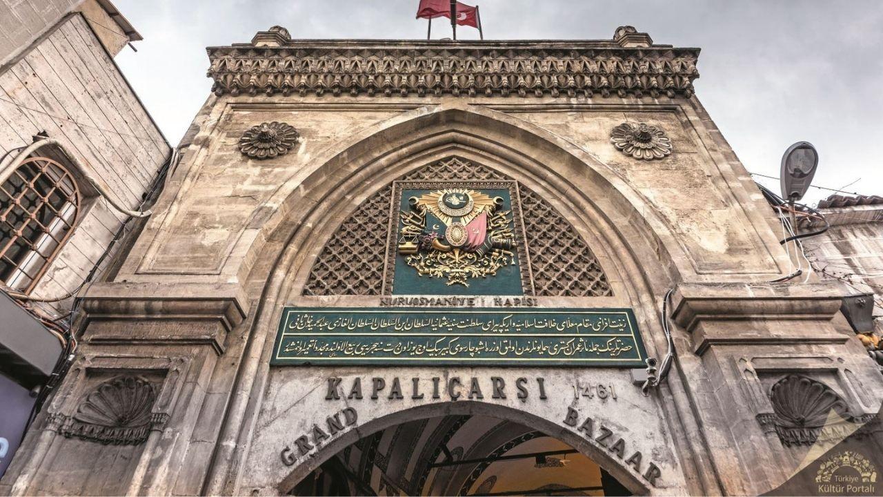 İstanbul'un 560 Yıllık Tarihi: Kapalı Çarşı