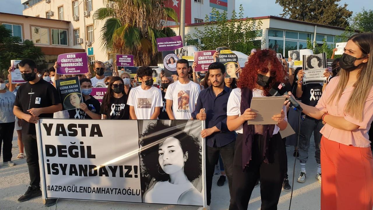 Azra'nın ablası Ezgi Haytaoğlu: Benim kardeşim canice katledildi