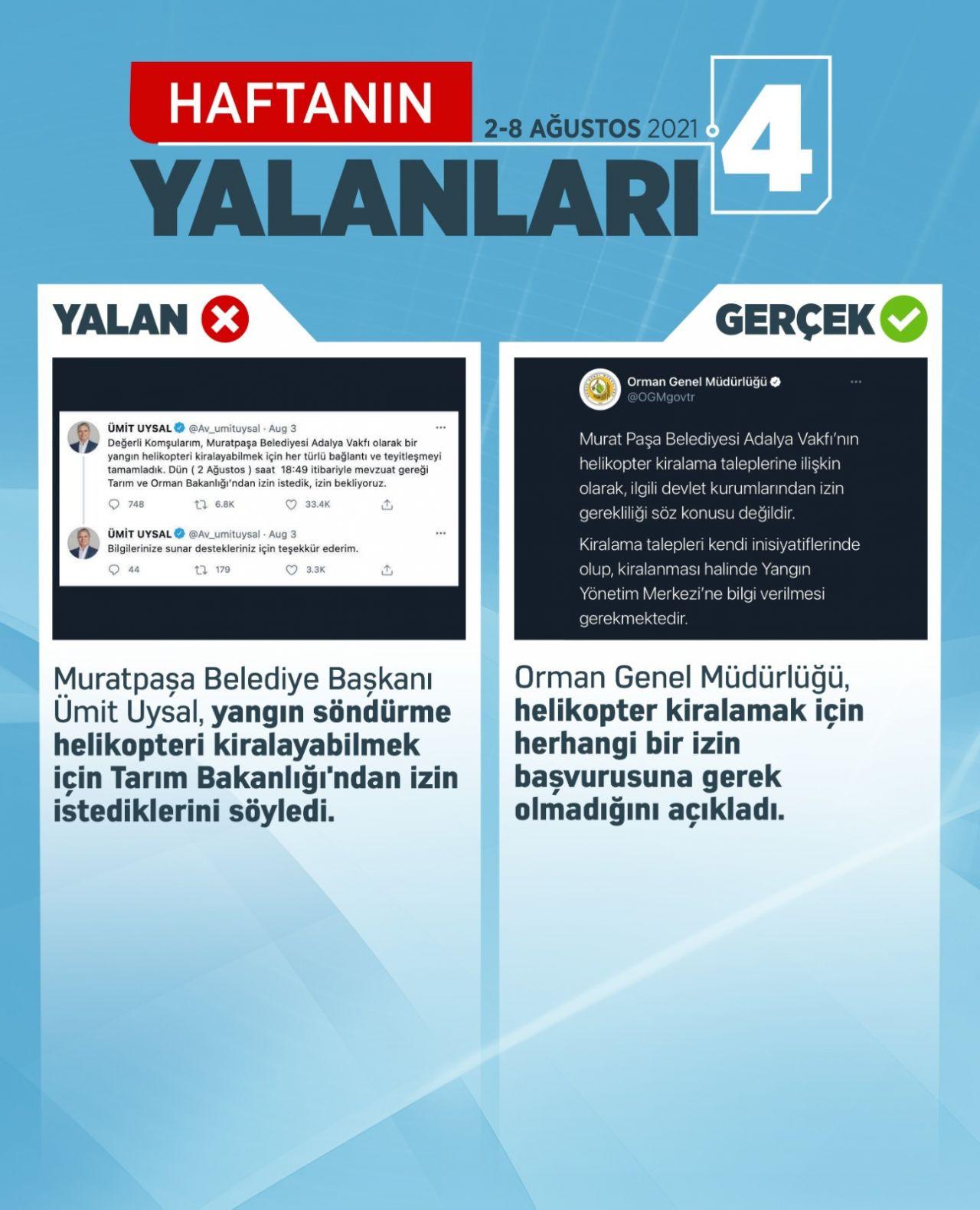 Sosyal medyada servis edilen yalanlar bir bir deşifre oldu... İşte Haftanın Yalanları - Sayfa 4