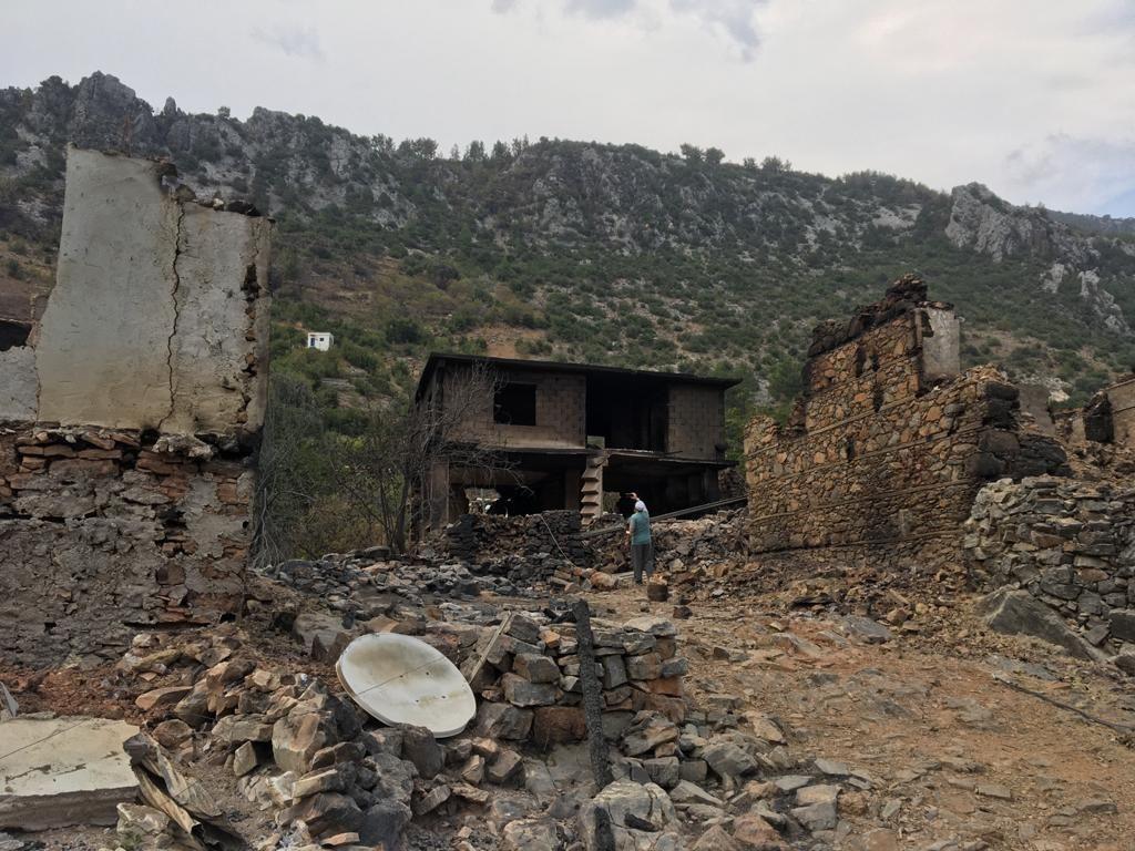 Diyanet Vakfı Sakarya Yardım Ekibi Antalya'ya ulaştı - Sayfa 2