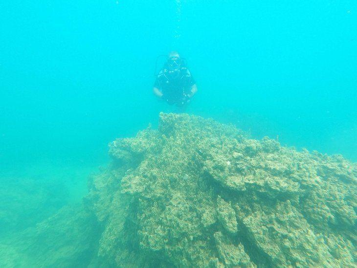 Van Gölü'nde su altı mağarası keşfedildi - Sayfa 1