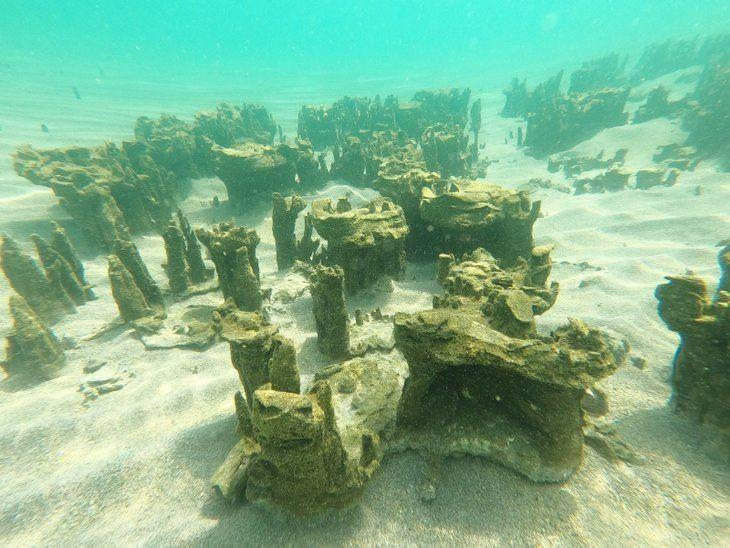 Van Gölü'nde su altı mağarası keşfedildi - Sayfa 3