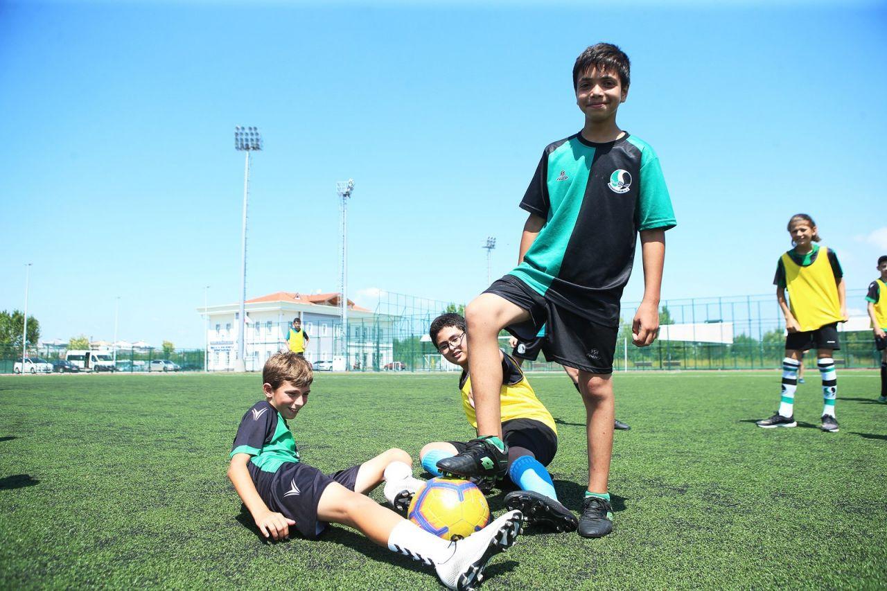 Büyükşehir'le spor dolu bir yaz - Sayfa 3