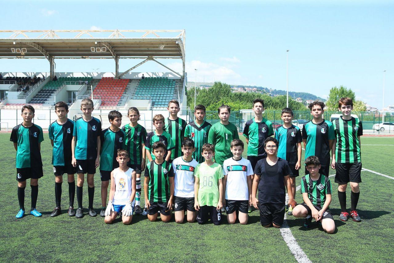 Büyükşehir'le spor dolu bir yaz - Sayfa 4