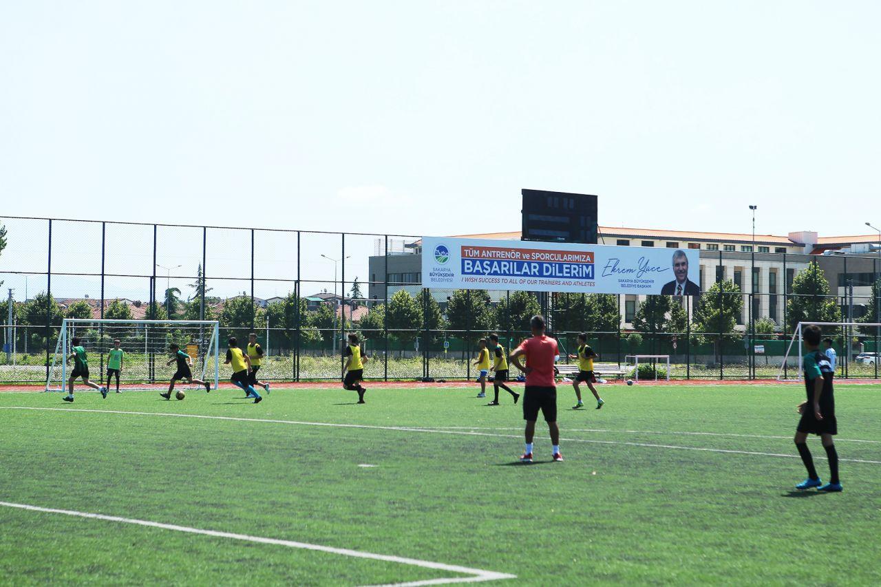 Büyükşehir'le spor dolu bir yaz - Sayfa 1