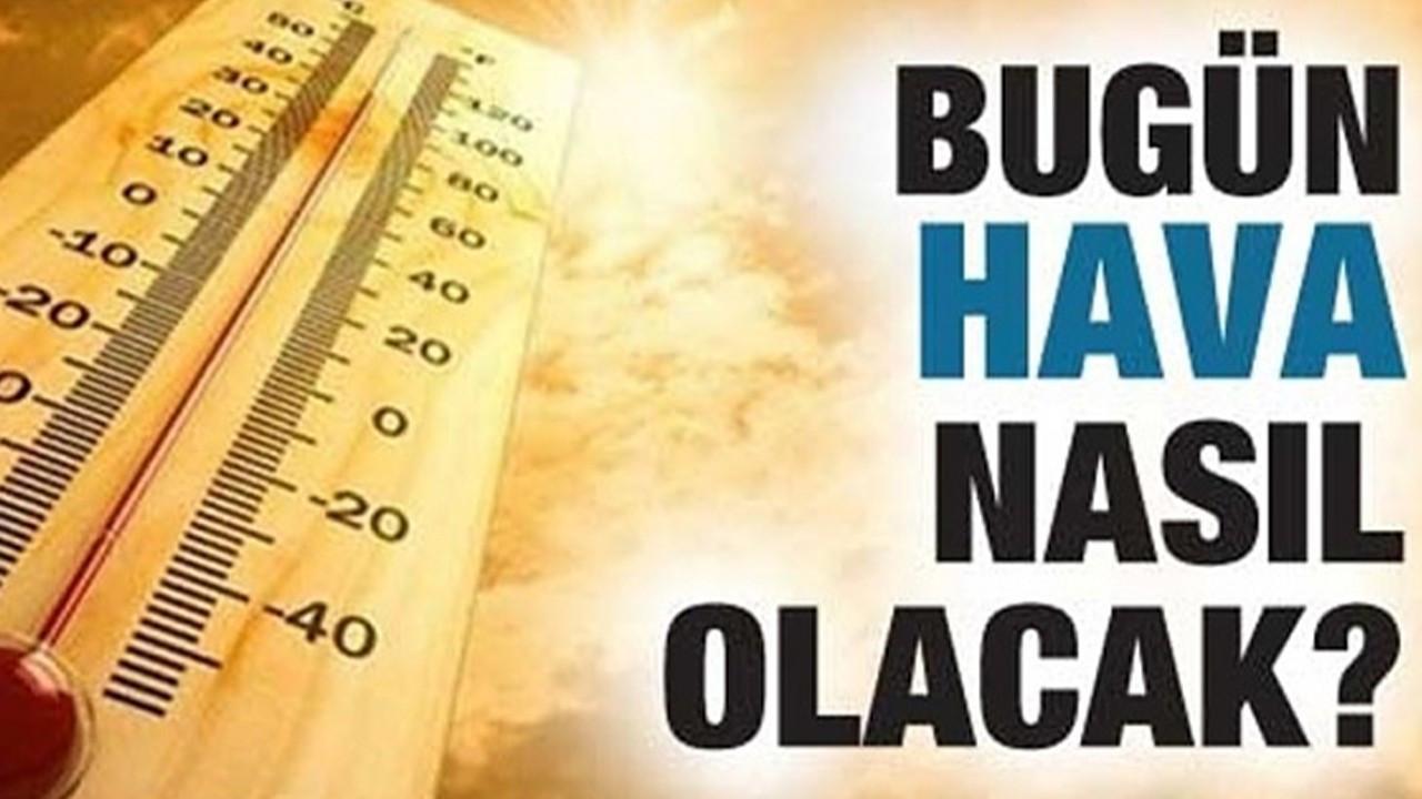 Sıcaklıklar 16 derece birden düşecek