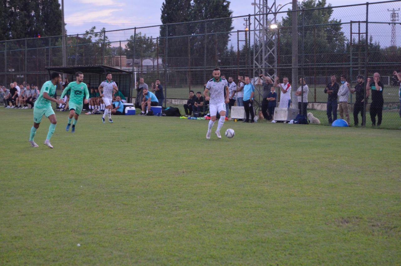 Sakaryaspor, Al Ahli SC ile berabere kaldı - Sayfa 3