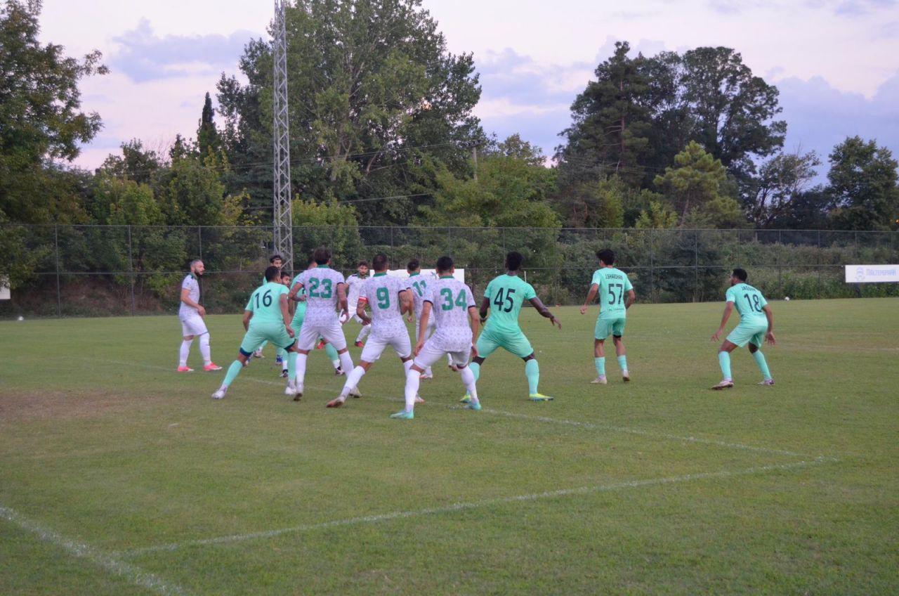 Sakaryaspor, Al Ahli SC ile berabere kaldı - Sayfa 1