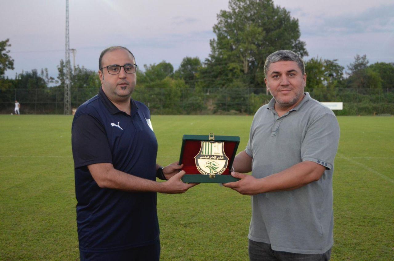 Sakaryaspor, Al Ahli SC ile berabere kaldı - Sayfa 4