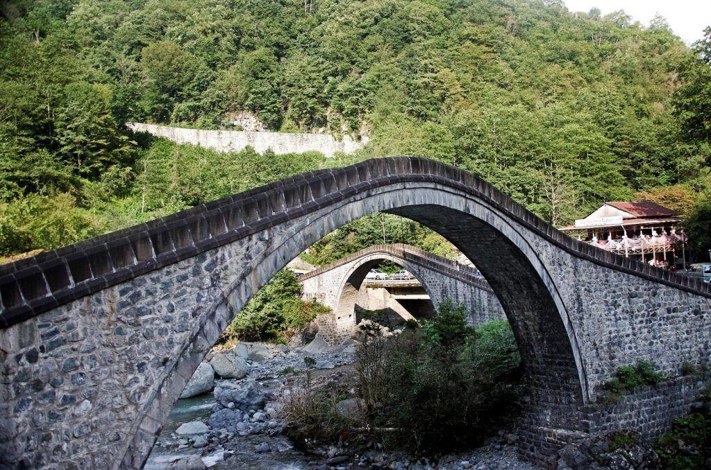 Türkiye'nin En Güzel 10 Tarihi Köprüsü - Sayfa 1