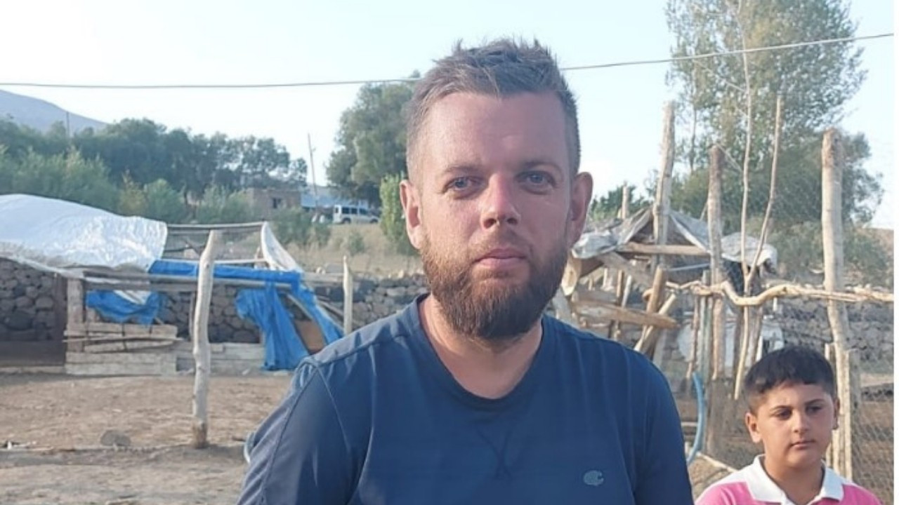 Süphan'a tırmanan Ukraynalı dağcı bulundu