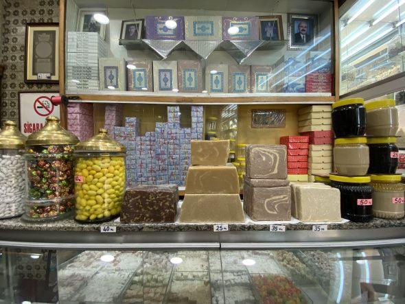 Türkiye'nin en eski şekercisi - Sayfa 1