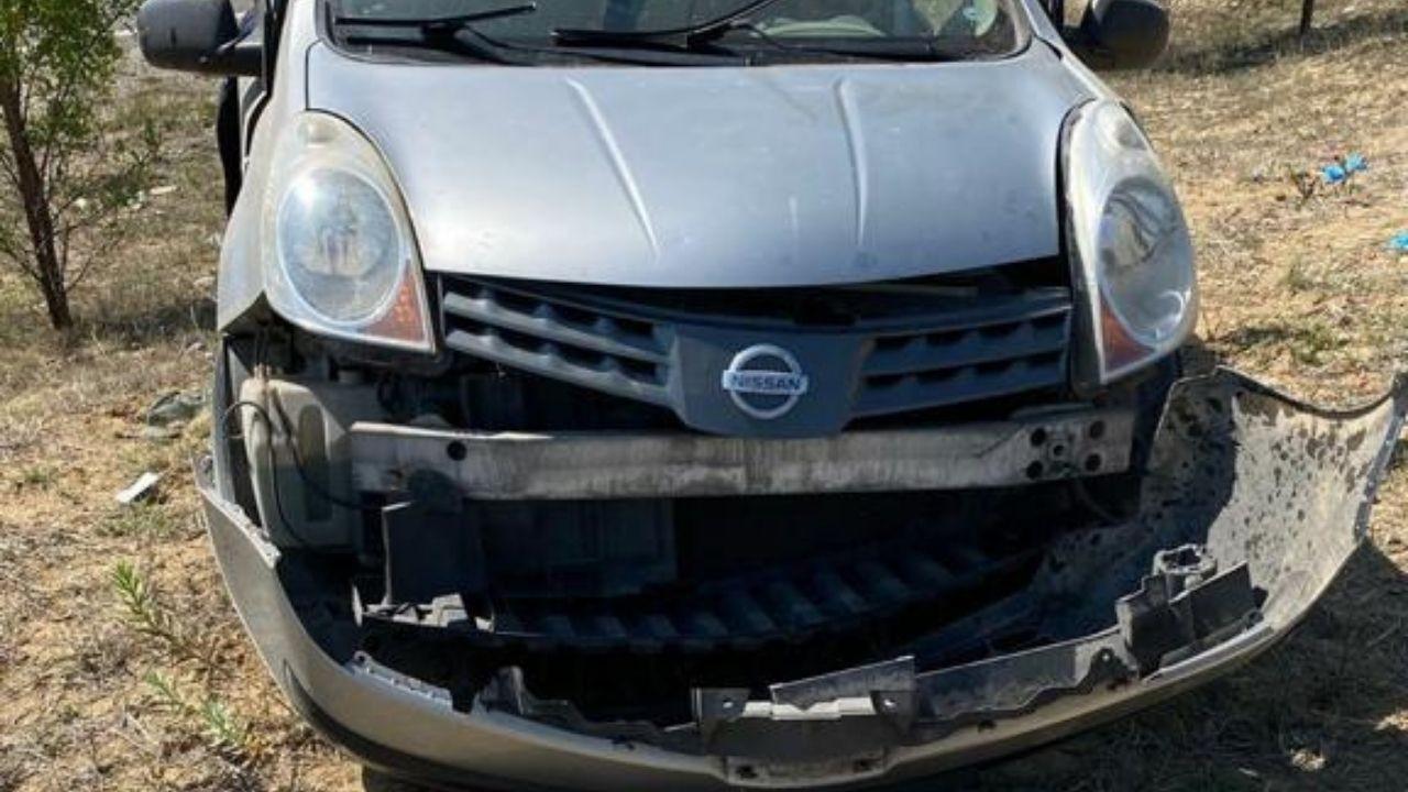 Otomobil takla attı; sürücü öldü, eşi ve 3 çocuğu yaralı