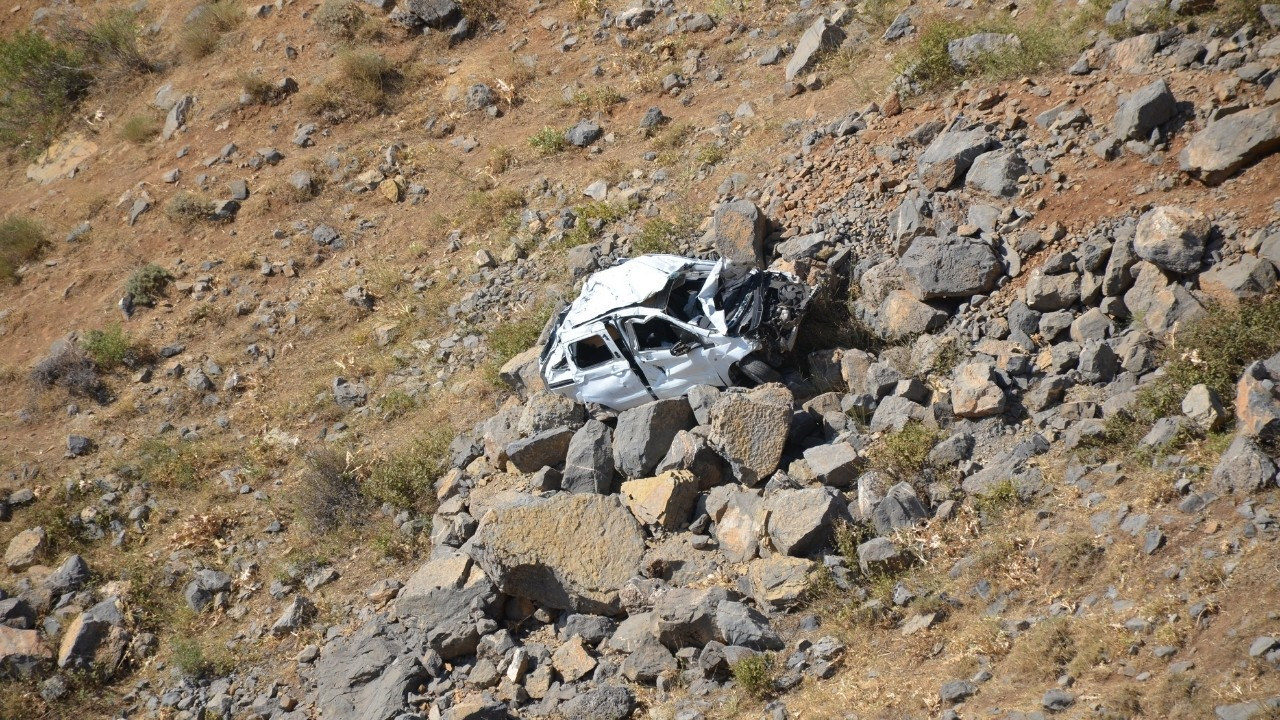 Şırnak'ta kahreden kaza