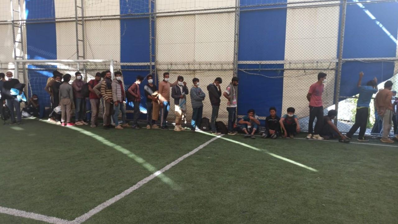 Bitlis'te 8 ayda 4 bin 96 göçmen yakalandı