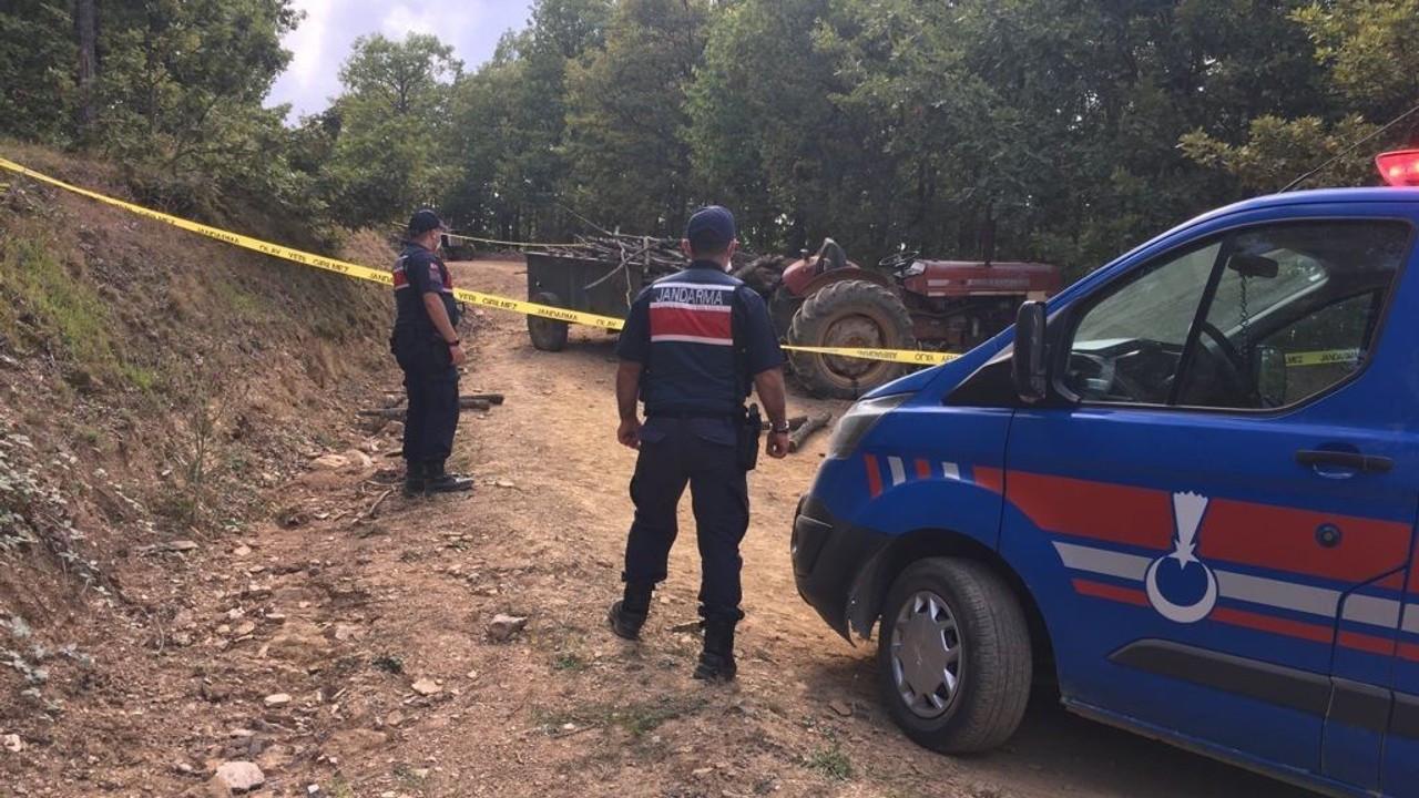 Traktörün altında kalan Söğüt Emniyetinde görevli bekçi hayatını kaybetti