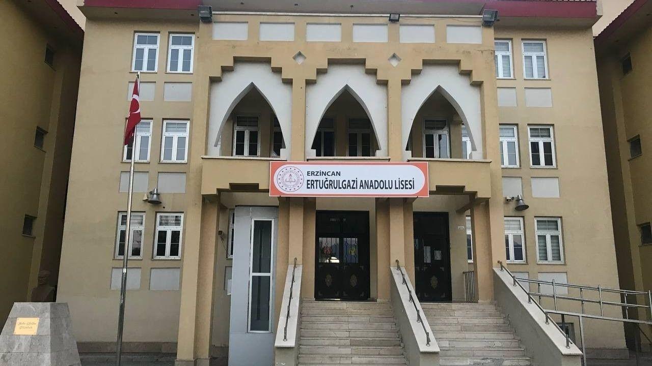Erzincan'da lisedeki bir sınıf karantinaya alındı
