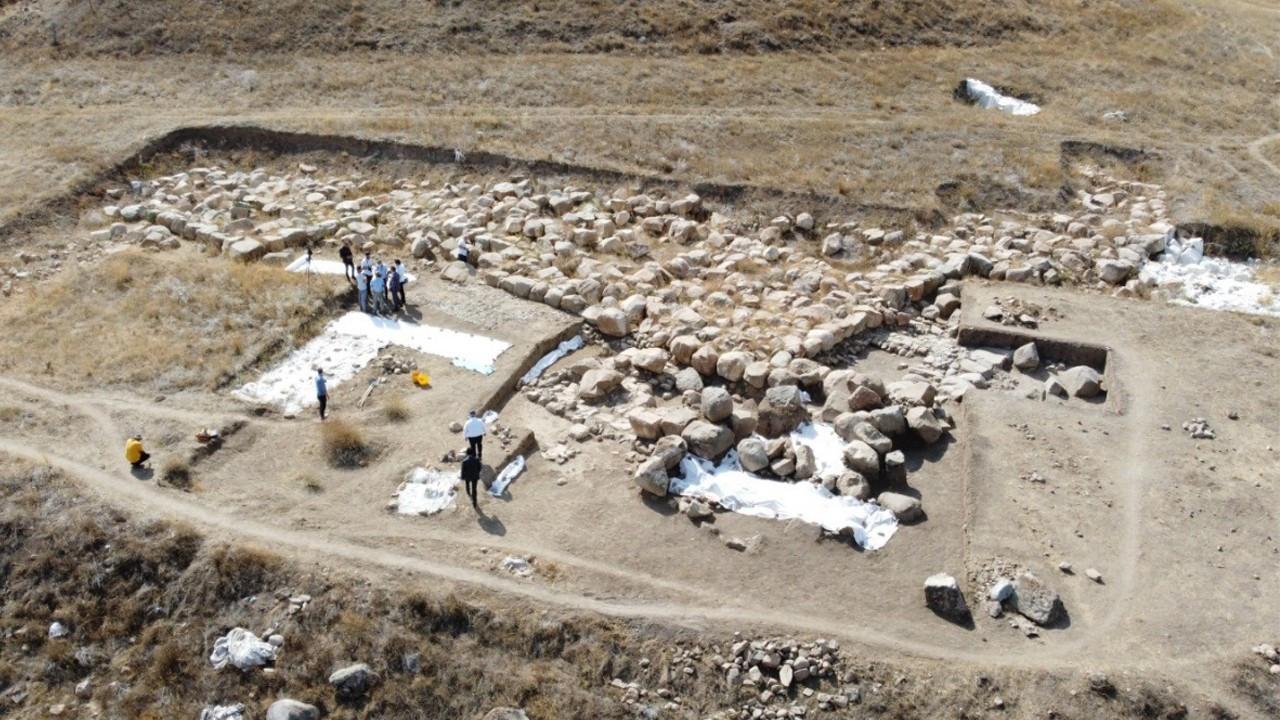 Dünyanın en eski mozaiği Yozgat'ta bulundu