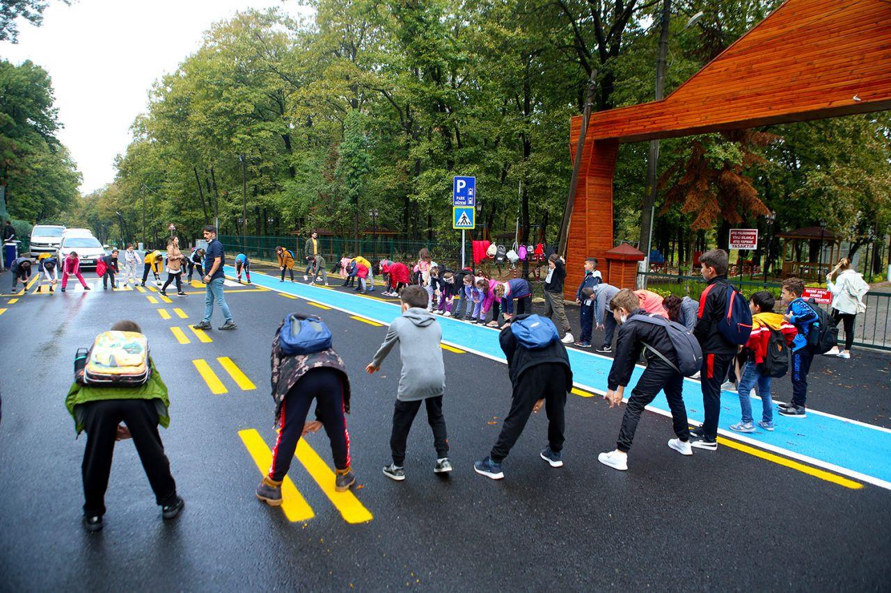 Hareketlilik haftası etkinlikleri spor ve egzersiz ile başladı - Sayfa 1