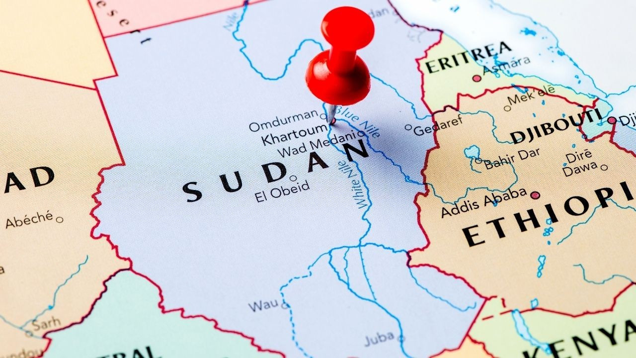Sudan nerede? Darbe girişimi yapılan Sudan hangi kıtada?