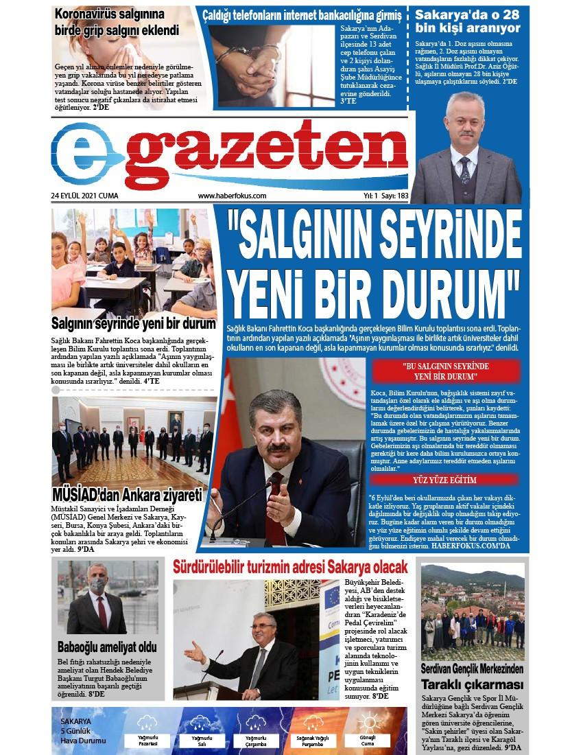 E-Gazeten 2021-09-24