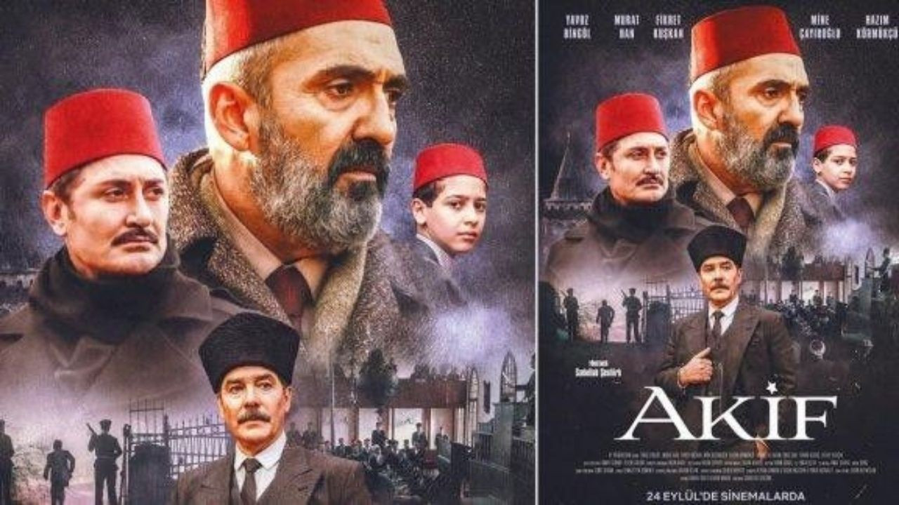 'Akif' filmi ne zaman vizyona giriyor? İşte 'Akif' filmi fragmanı ...