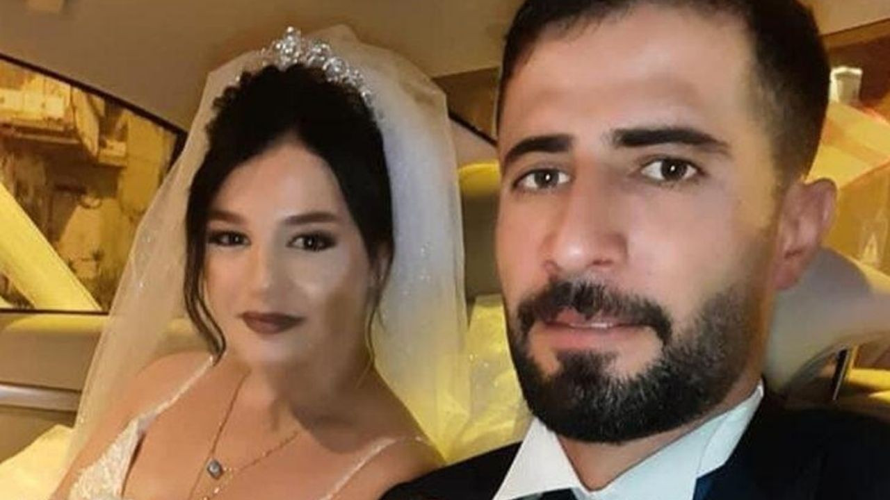 Henüz 5 günlük evlilerdi! Yeni evli çiftin kavgası kanlı bitti