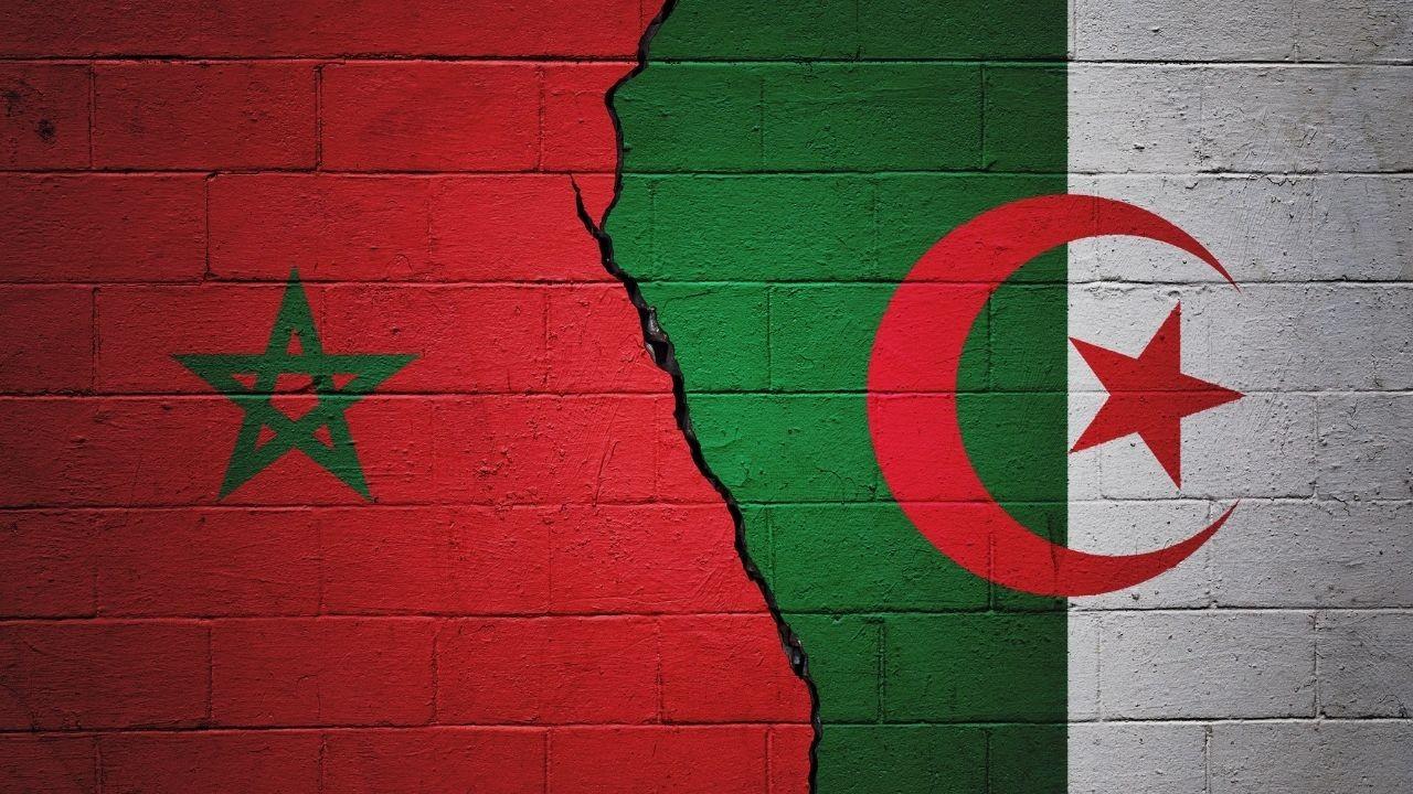 Cezayir hava sahasını Fas'a kapattı!