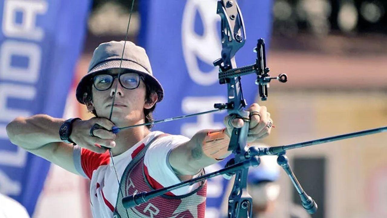 Mete Gazoz Dünya üçüncüsü oldu!