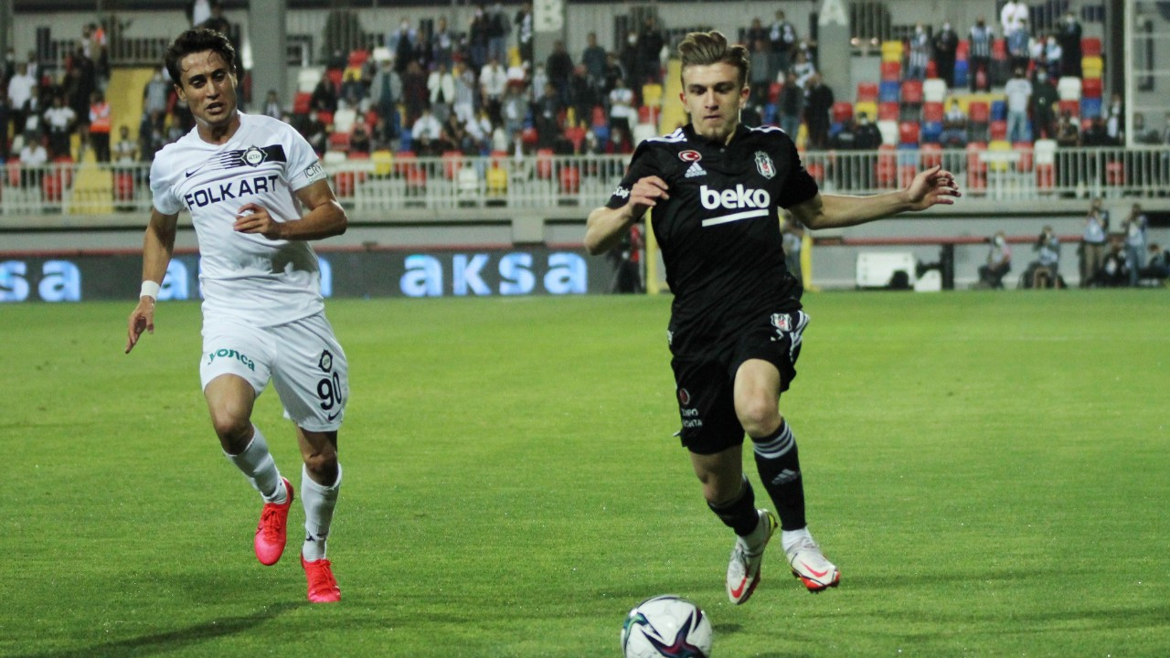Altay: 2 - Beşiktaş: 1 (Maç sonucu)