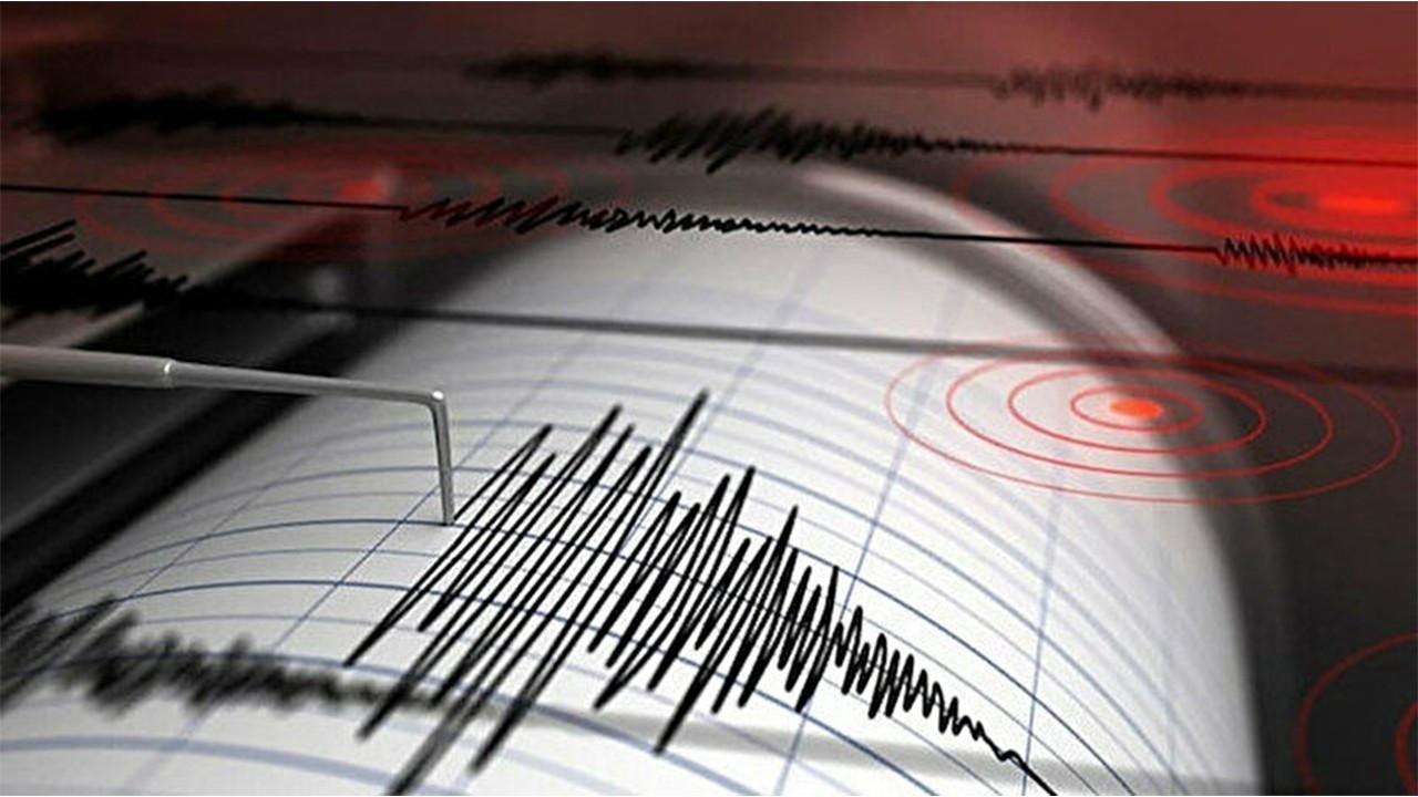 Datça'da 3.4 büyüklüğünde deprem