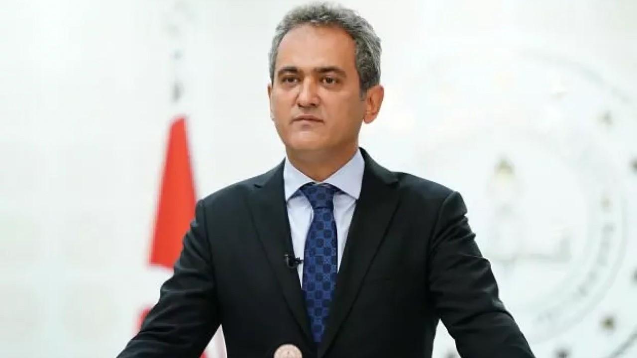 """Milli Eğitim Bakanı Özer'den sürpriz """"İHA"""" açıklaması!"""