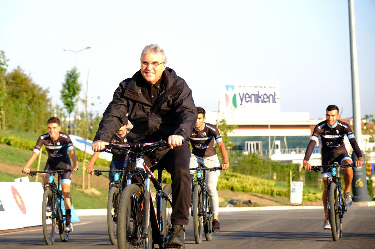 Bisiklet şehri Sakarya - Sayfa 1