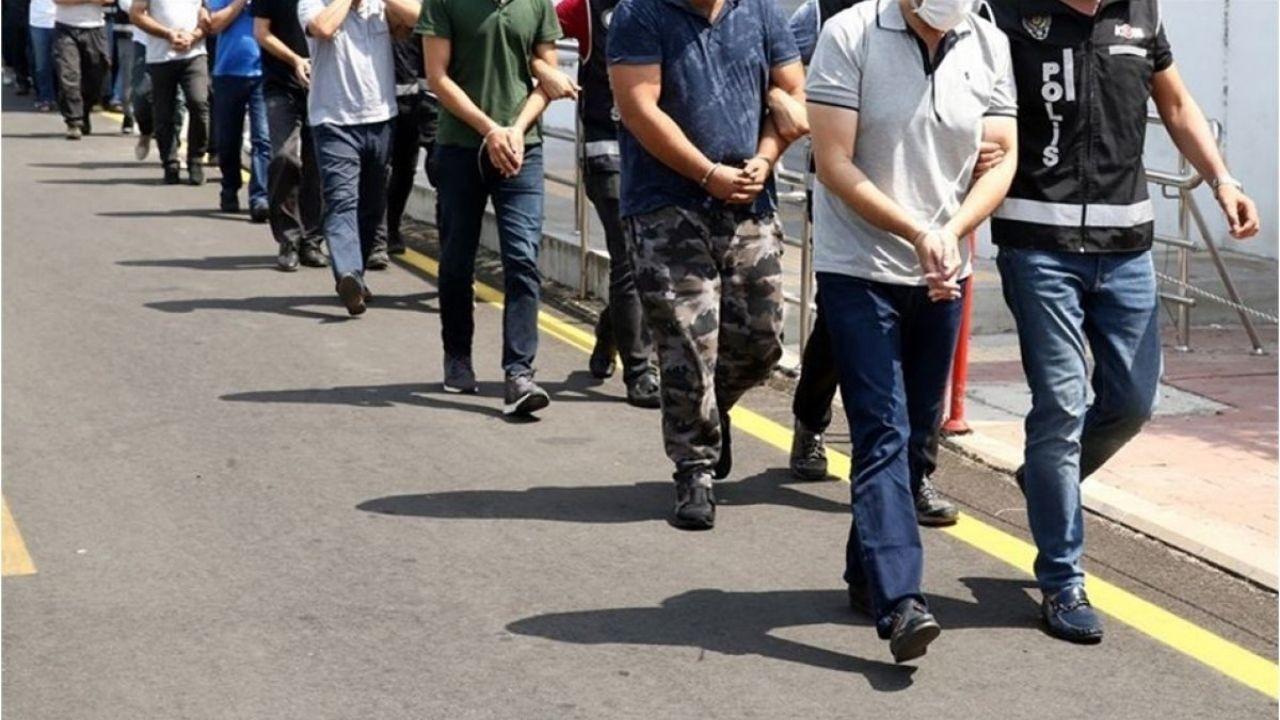 Ordu'daki FETÖ operasyonunda 19 şahıs tutuklandı