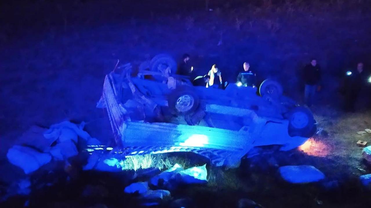 Bitlis'te iki araç kafa kafaya çarpıştı: 7 yaralı