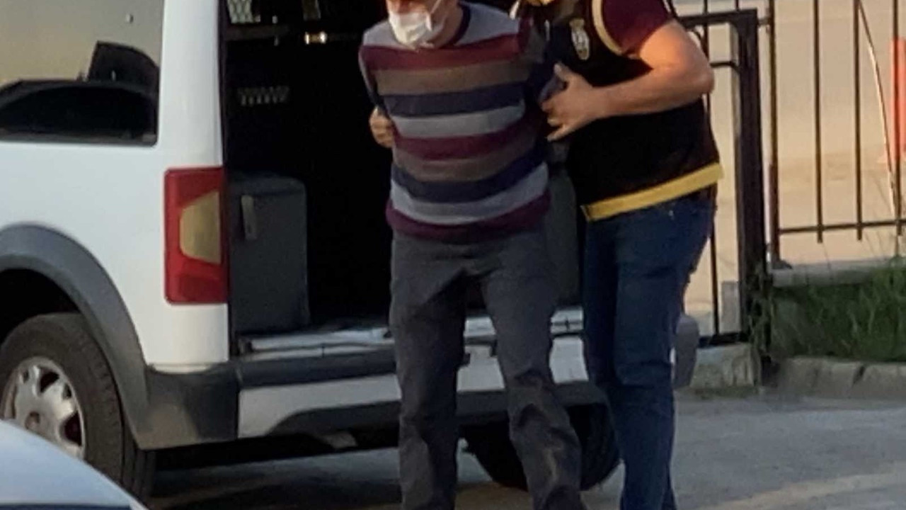 İskenderun'da eşini ve 2 çocuğunu öldüren zanlı tutuklandı