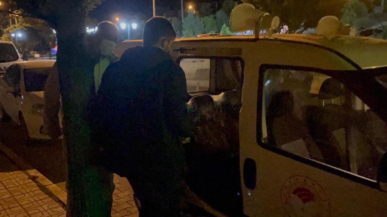 Korona olduğu halde sokağa çıkan kişi ile arkadaşı karantinaya alındı