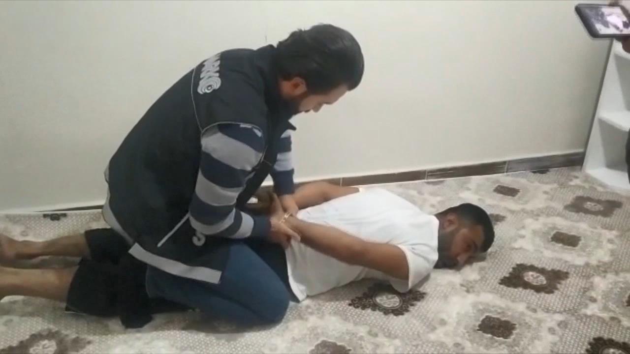 Şanlıurfa'da, uyuşturucu ticaretine 12 tutuklama